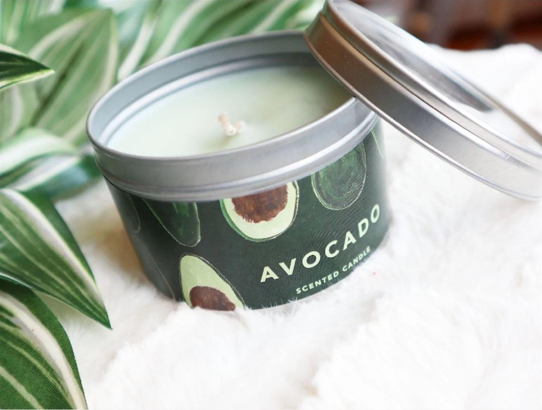 Veganska ljus från Lagerhaus + mitt avocadoljus