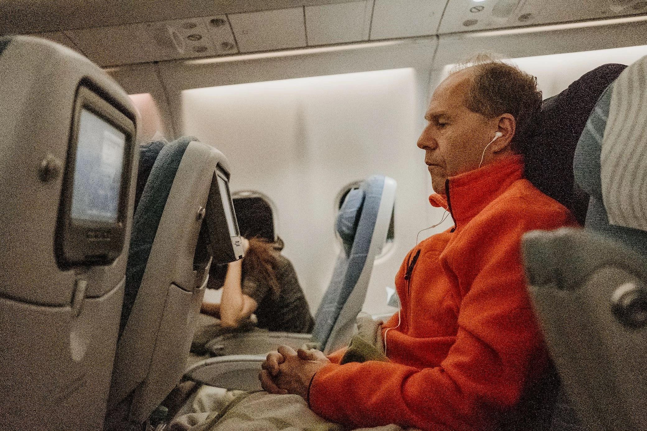 Tur på flyget
