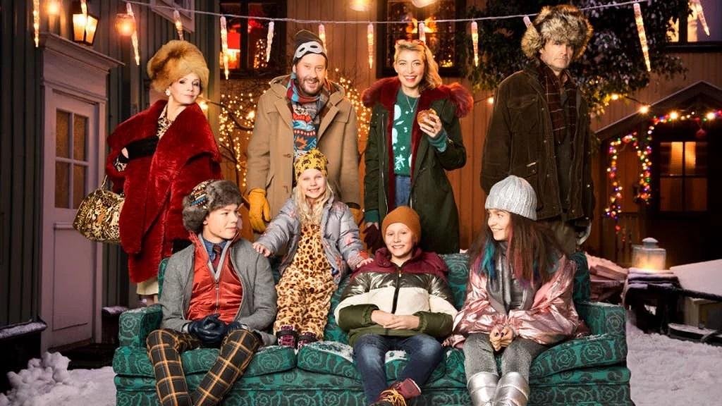 Julkalendern 2018 - Storm på lugna gården