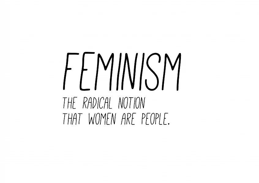 Varför behövs Feminism?