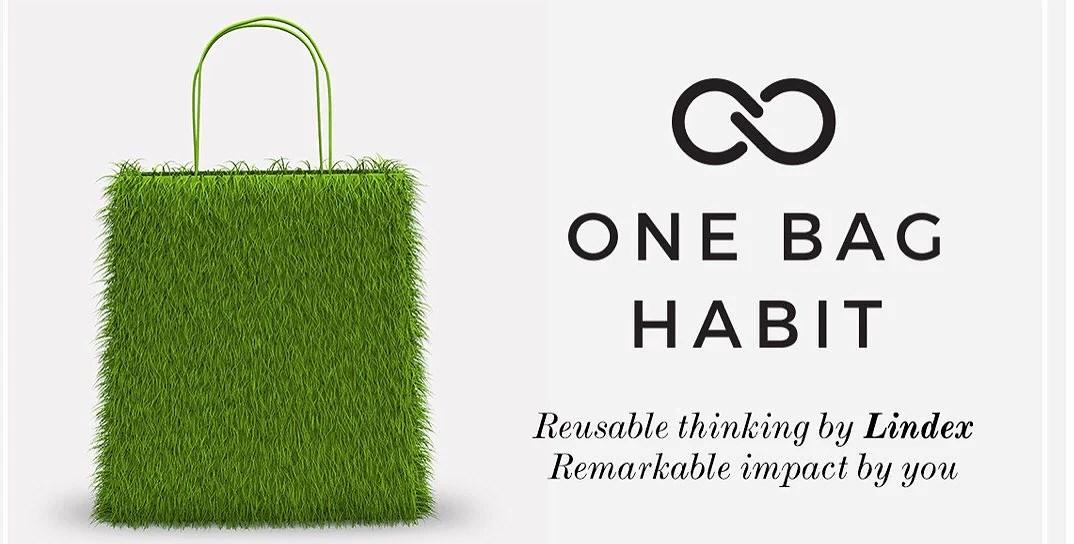 One bag habit!