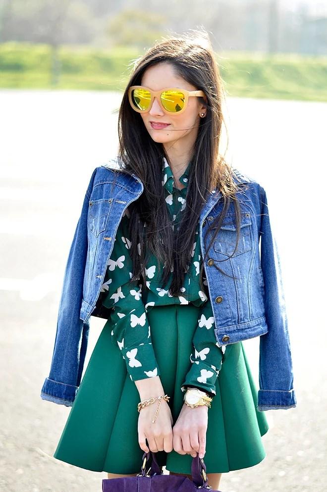 Neo Green Skirt_03