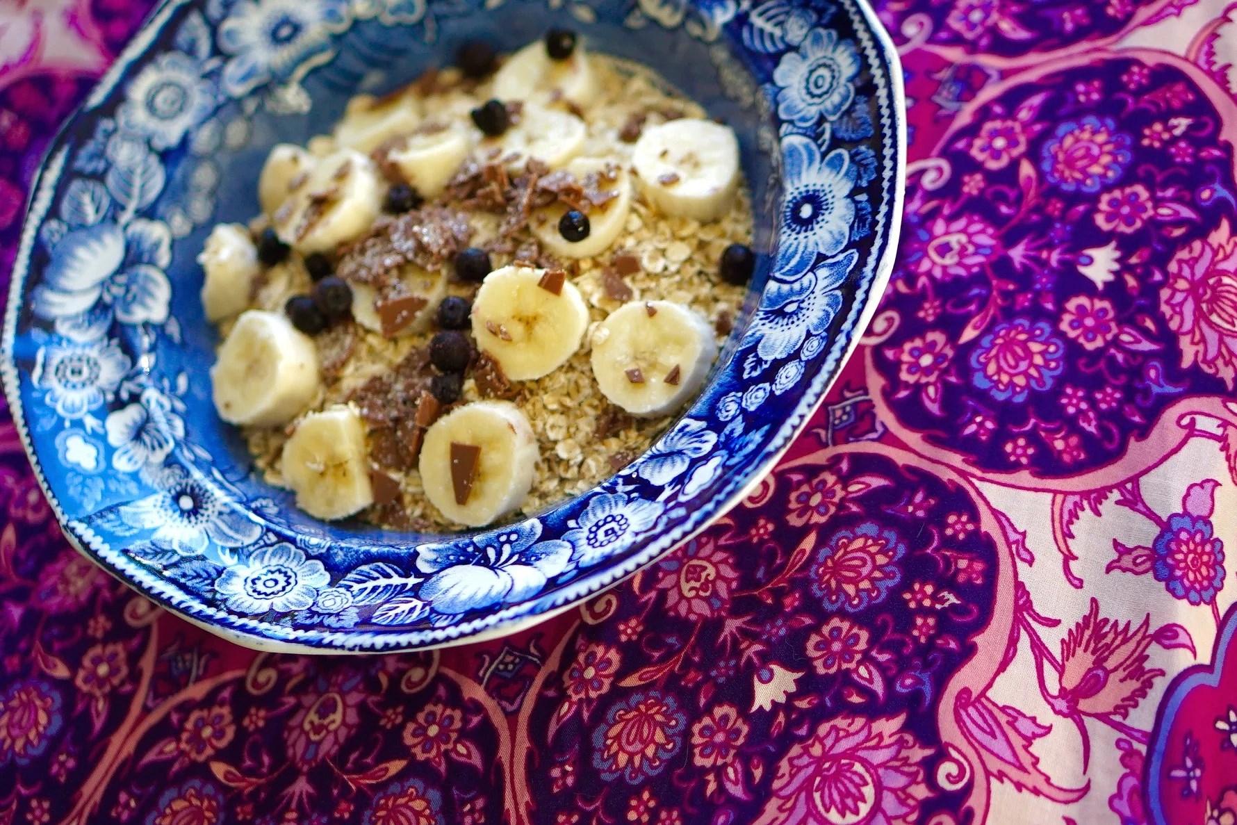 Healthy, Easy Breakfast