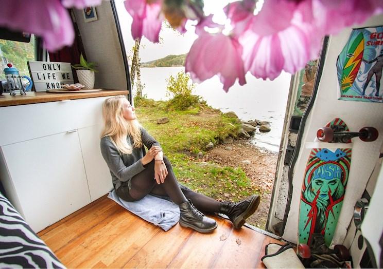 Vanlife Sverige emilia