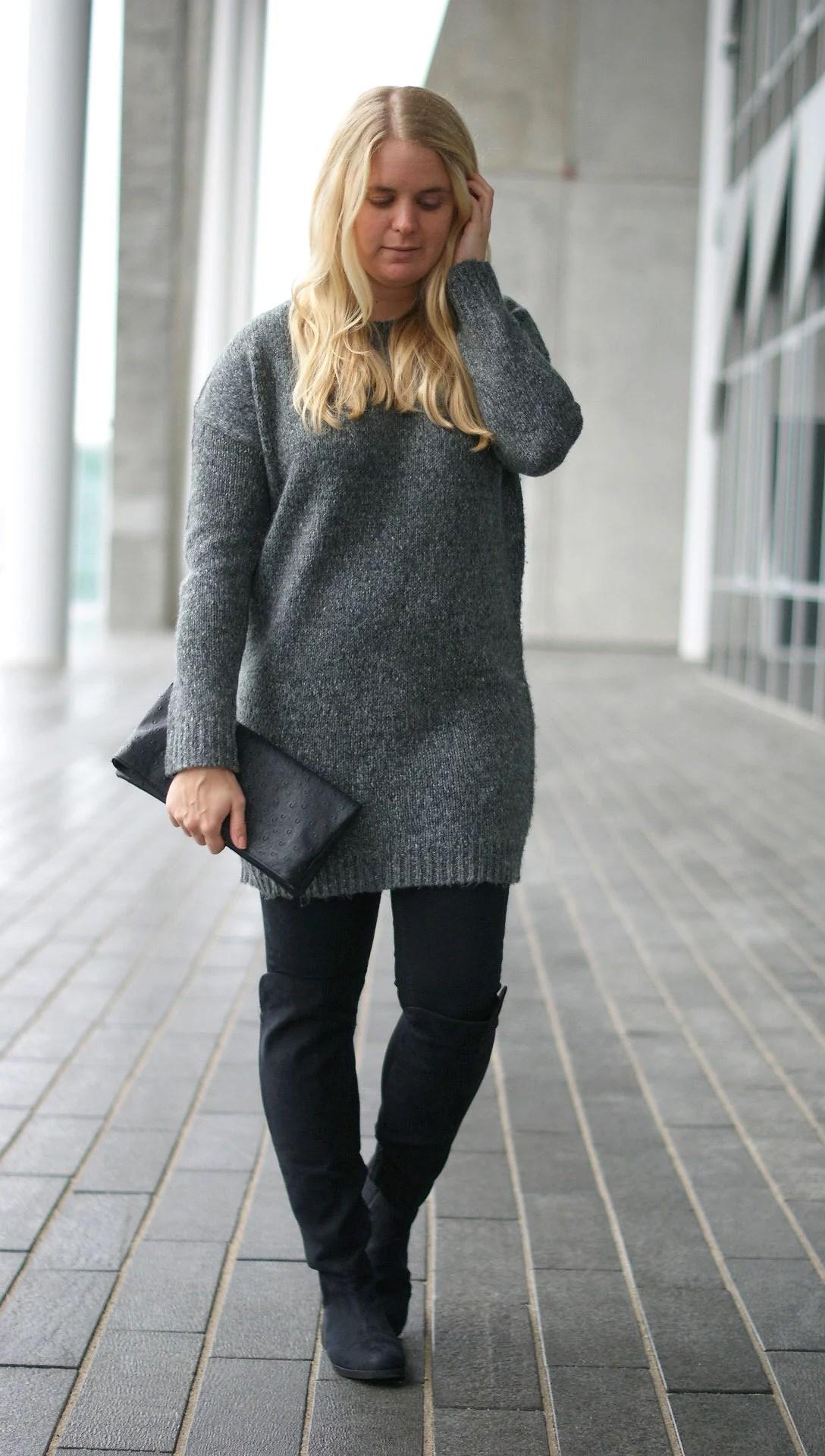 Knitdress-strik kjole-modeblogger