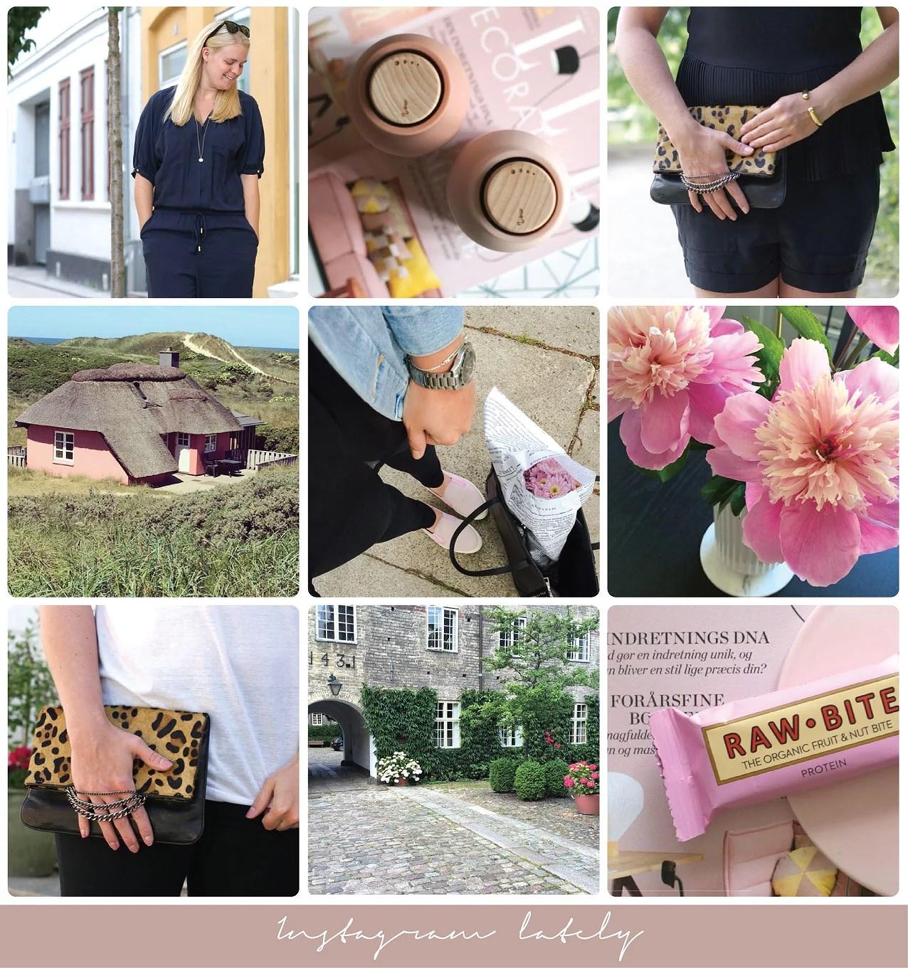 Instagram, modeblog