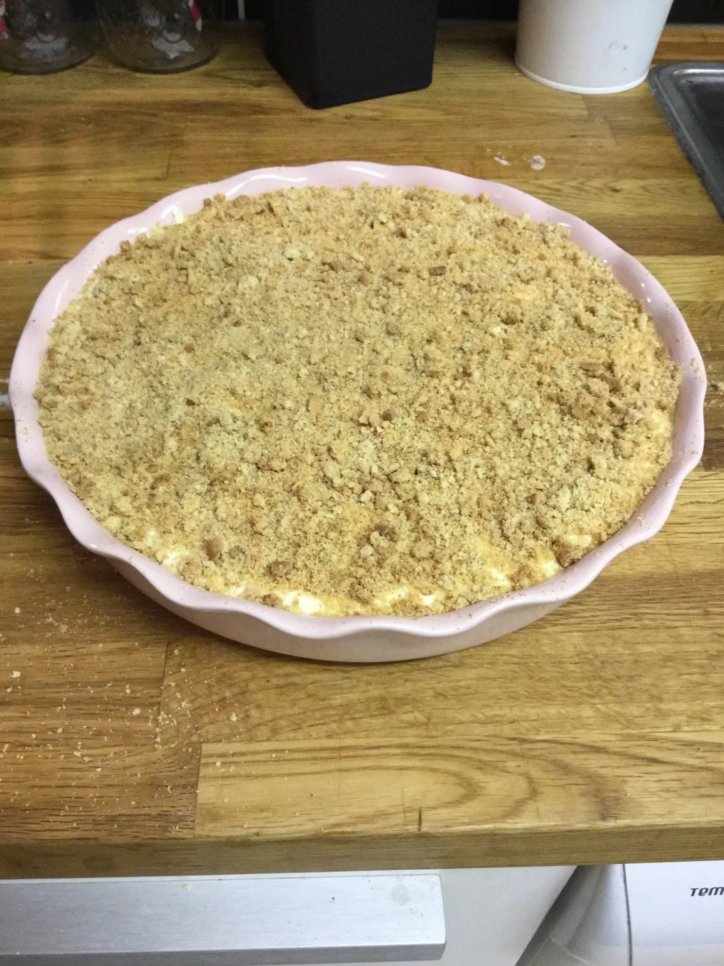 Baka liten kaka