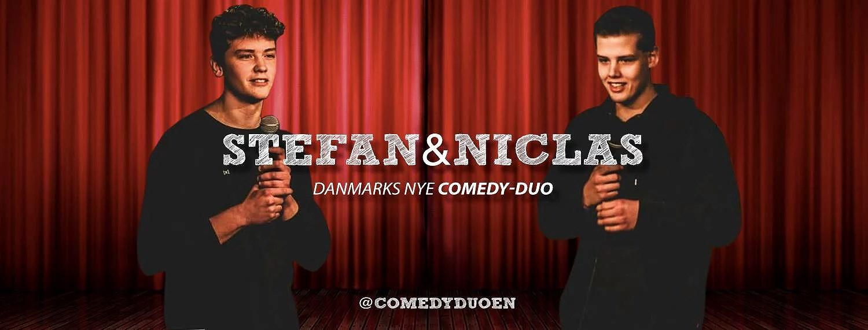Niclas og Stefan comedyduo