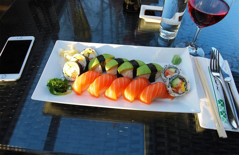 Sushi saturday