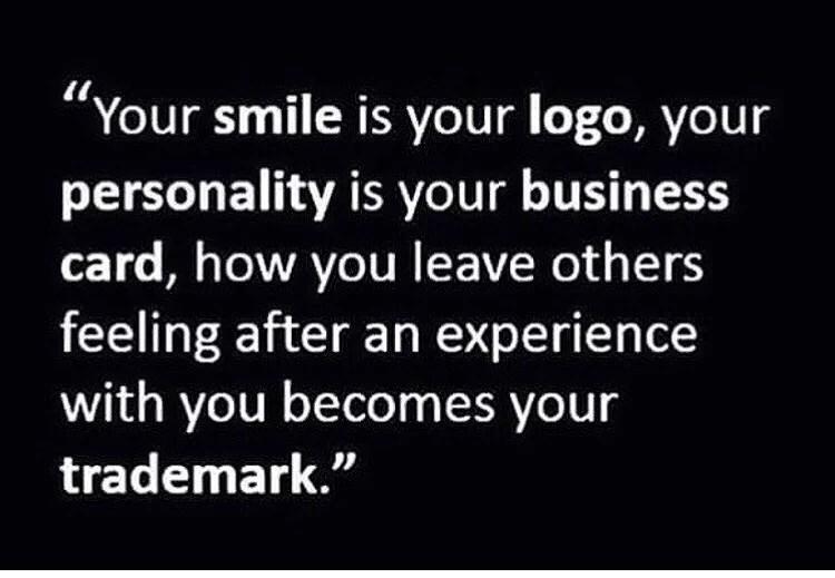 Ditt bästa CV är din personlighet.