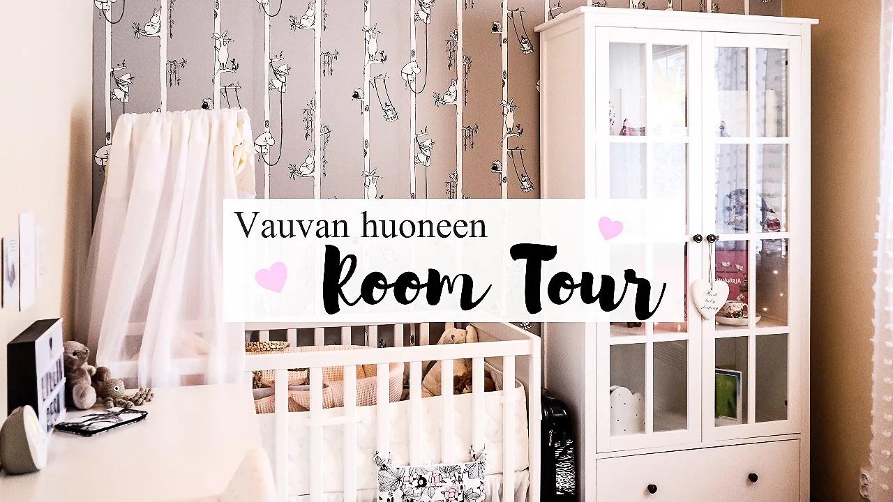 Vauvan huone - Room Tour