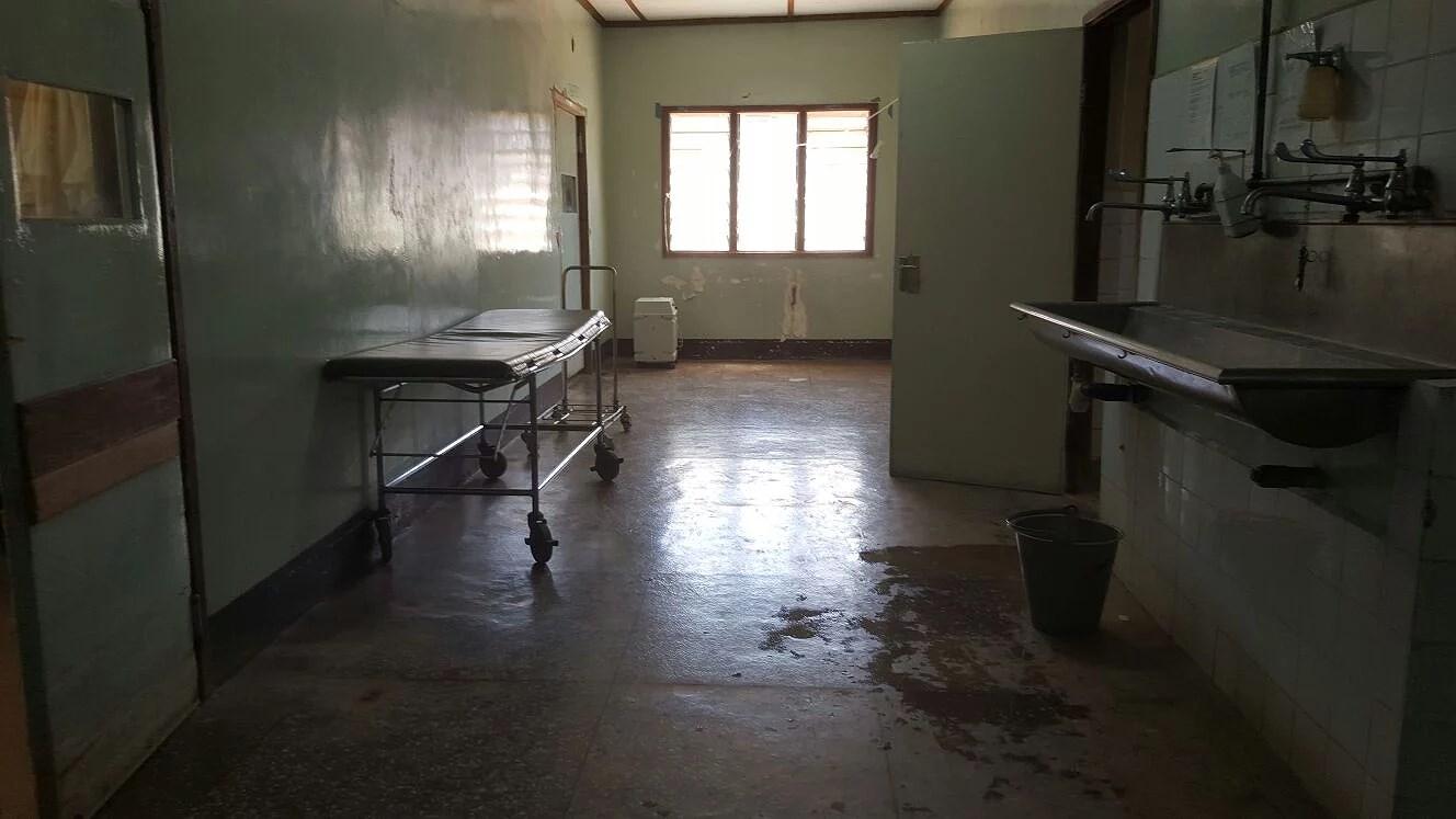 På operation