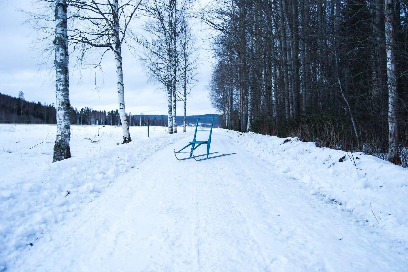 försökt kicka bort förkylningen!