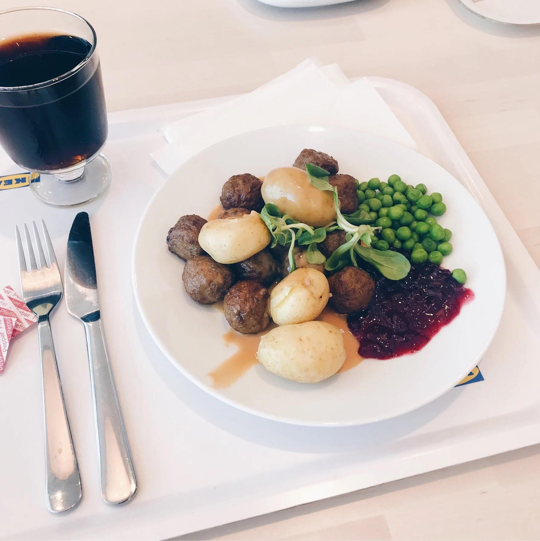 Köttbullar @ IKEA