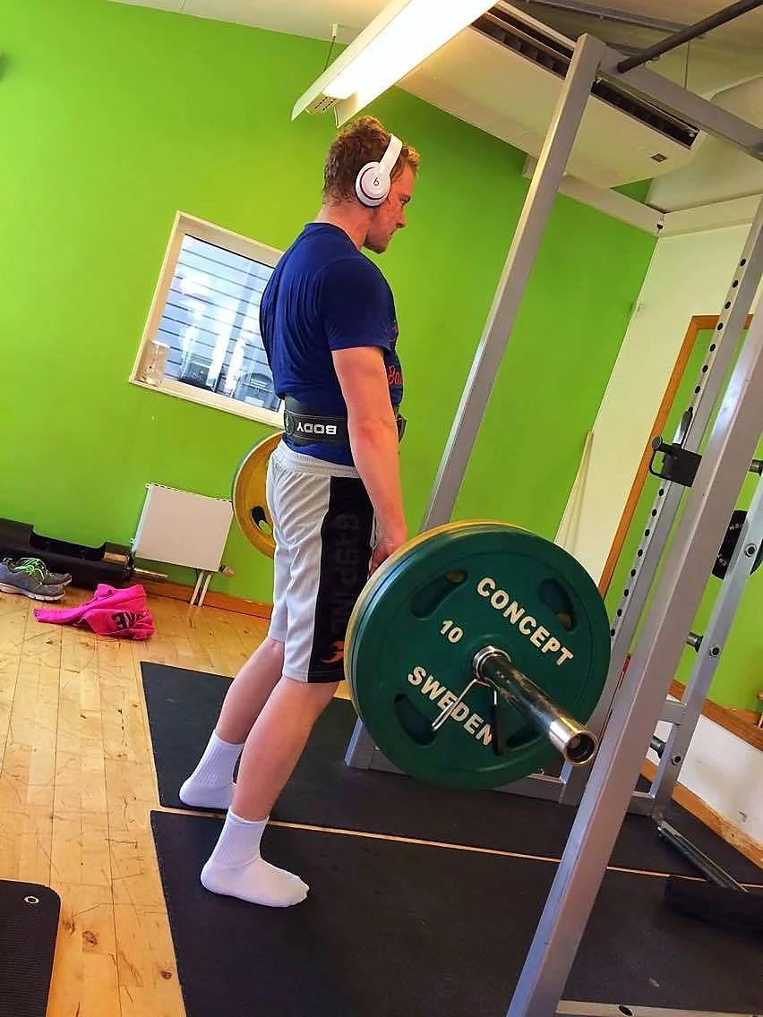Ben, rumpa & träningsvärk