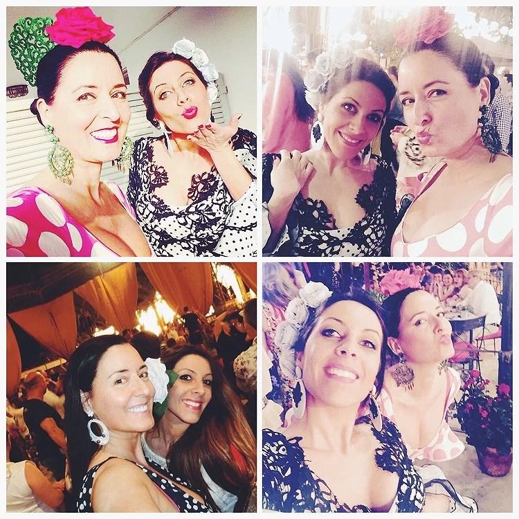 Momentos únicos junto a Dolores Couceiro en la Feria del Caballo 2015