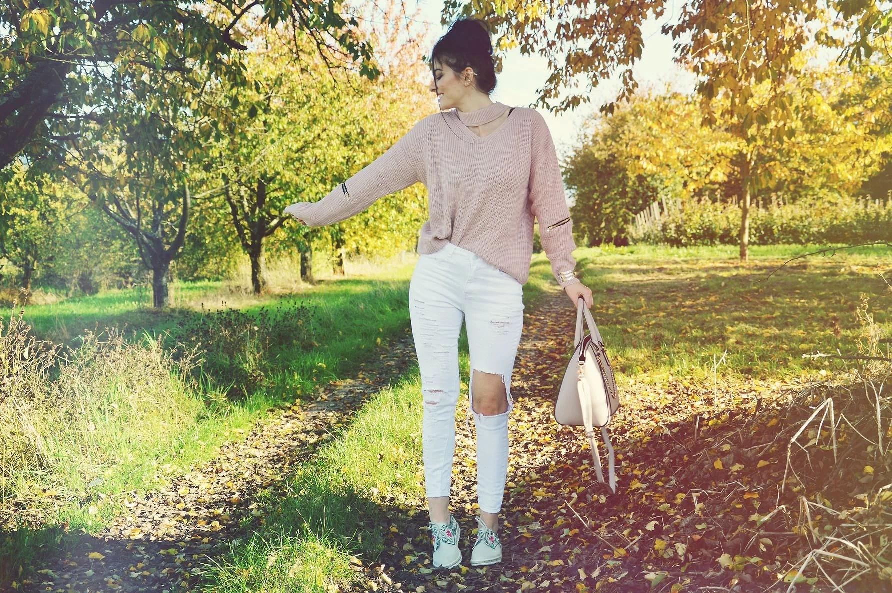 Autumn Outfit - Moda jesienią!