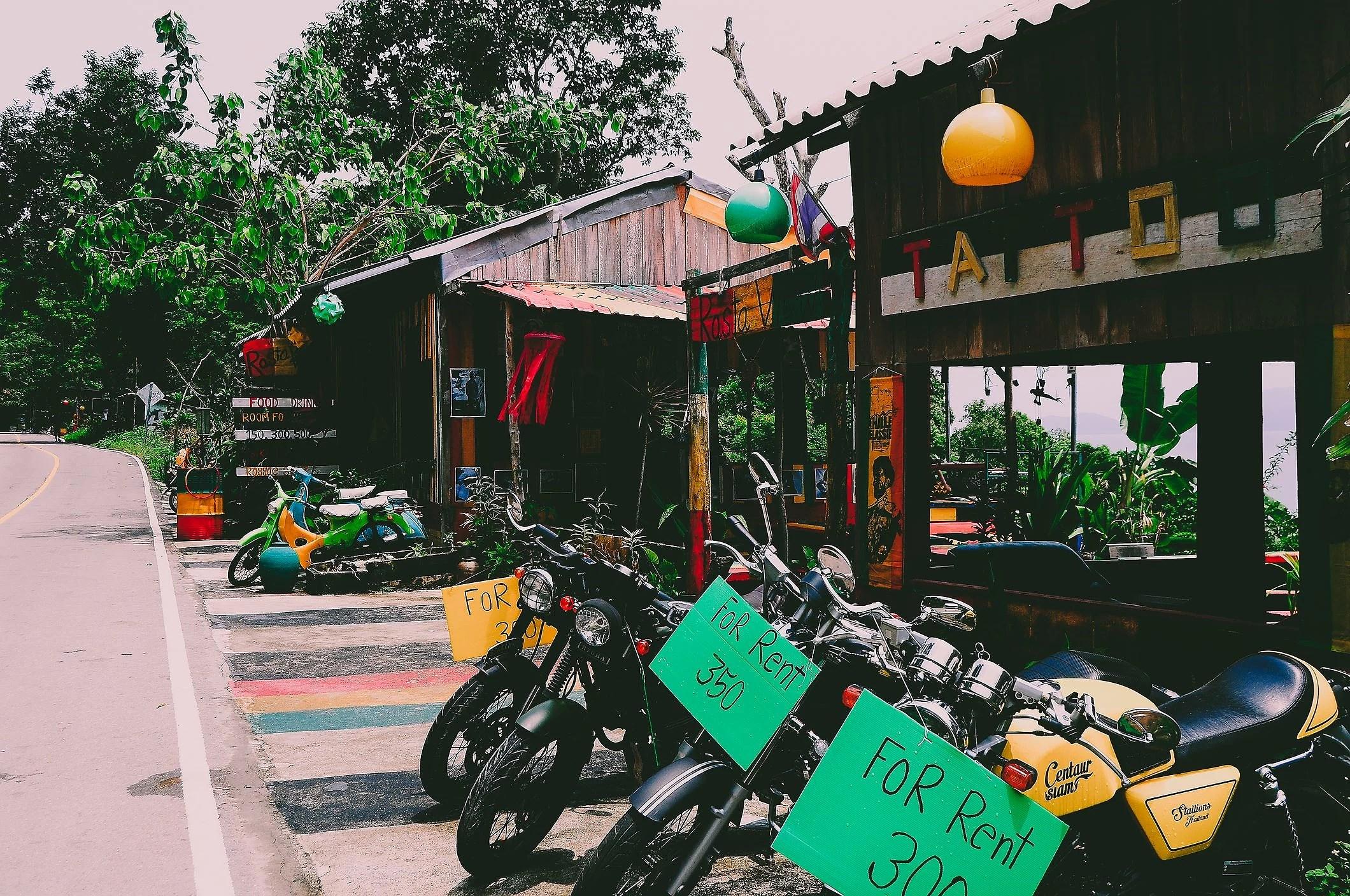 Rasta View, Koh Chang