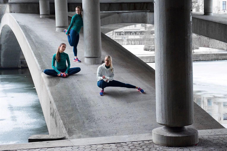 adidas stretch