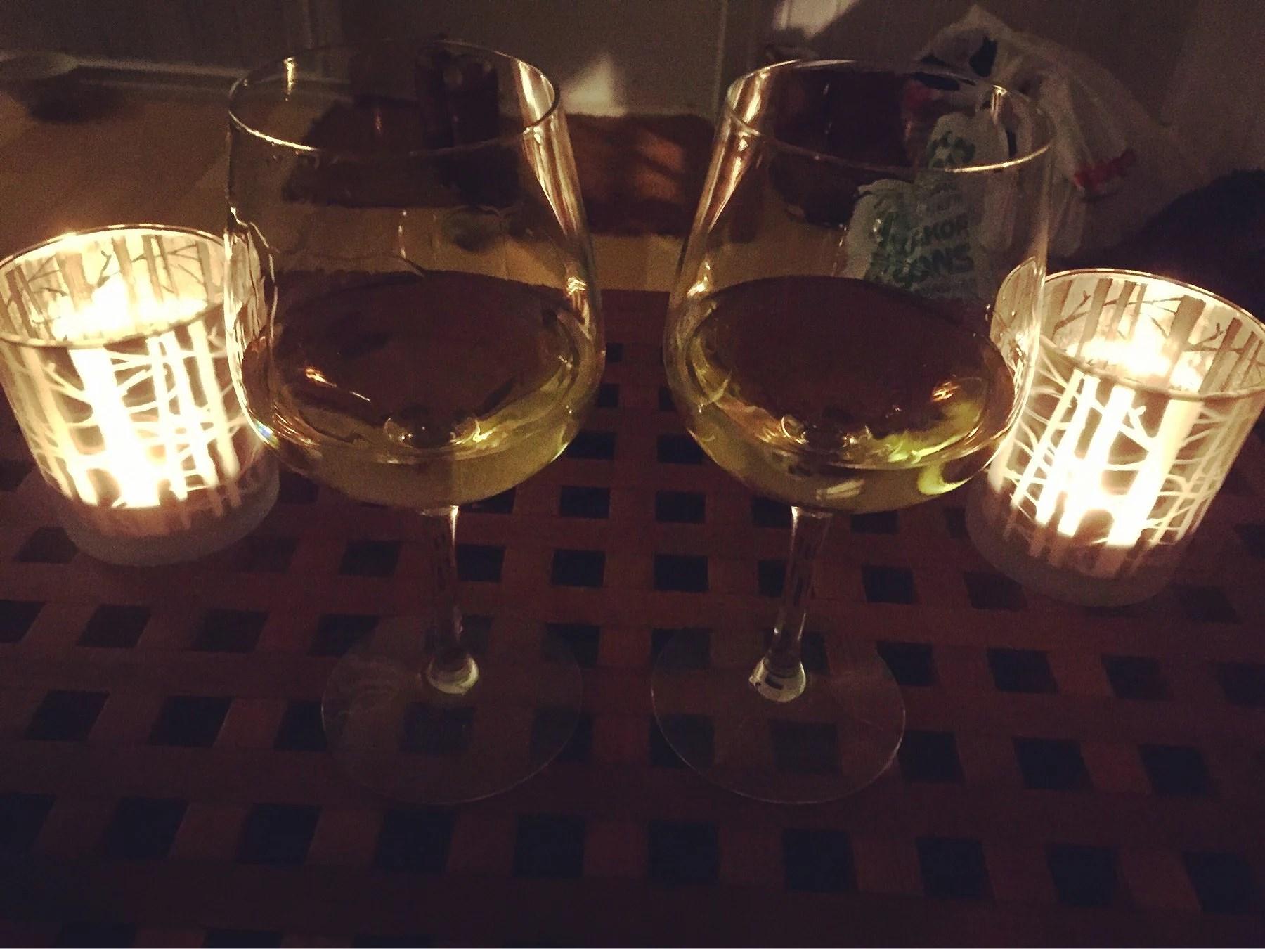 Vin kväll