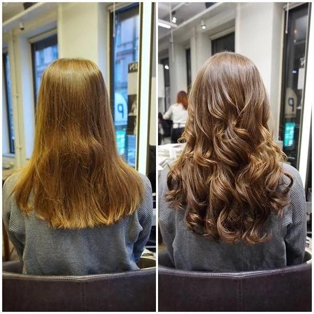Världens bästa hårförlängning!