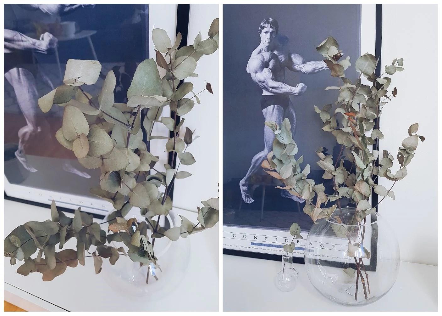 döda blommor är också blommor