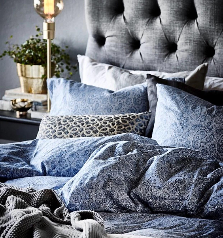 Kärlek till en sänggavel
