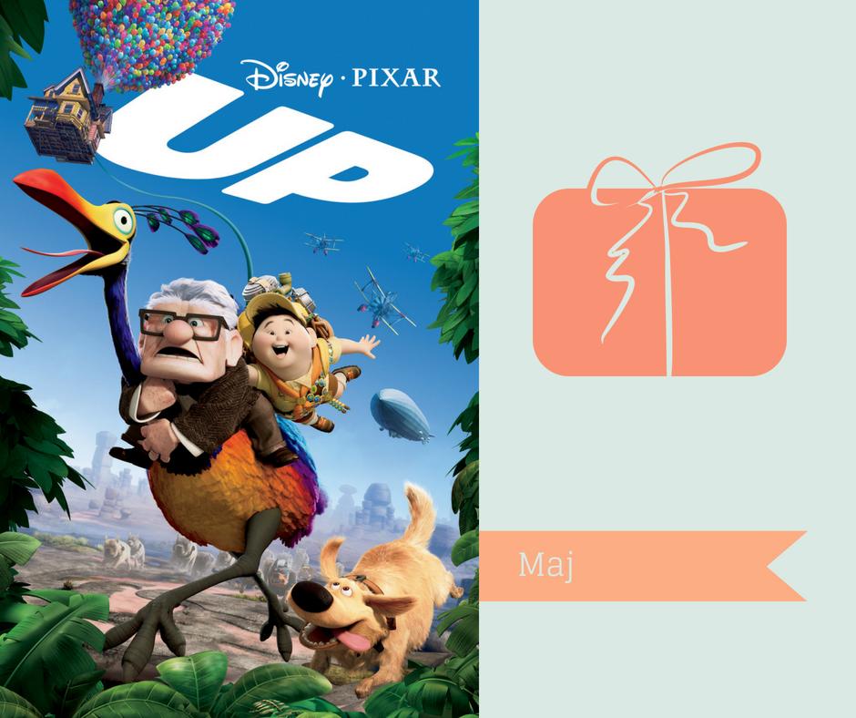 Disneyfilmer jag vill se - Upp