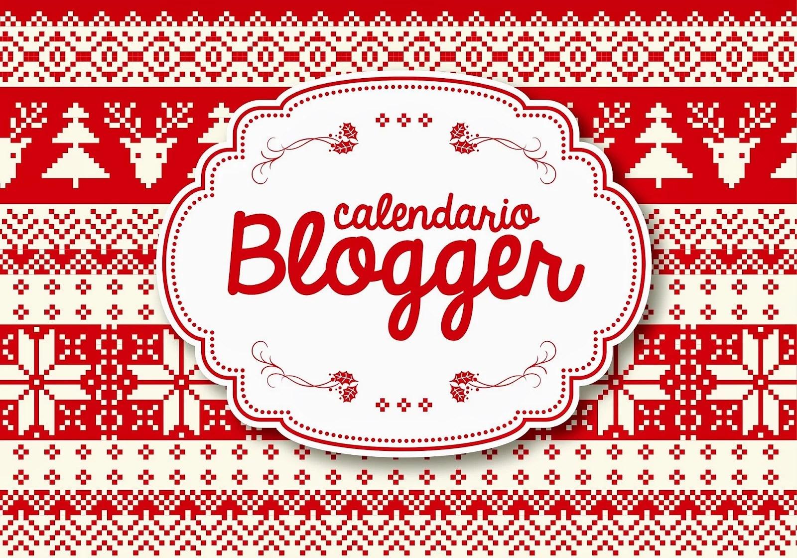 Calendario Blogger