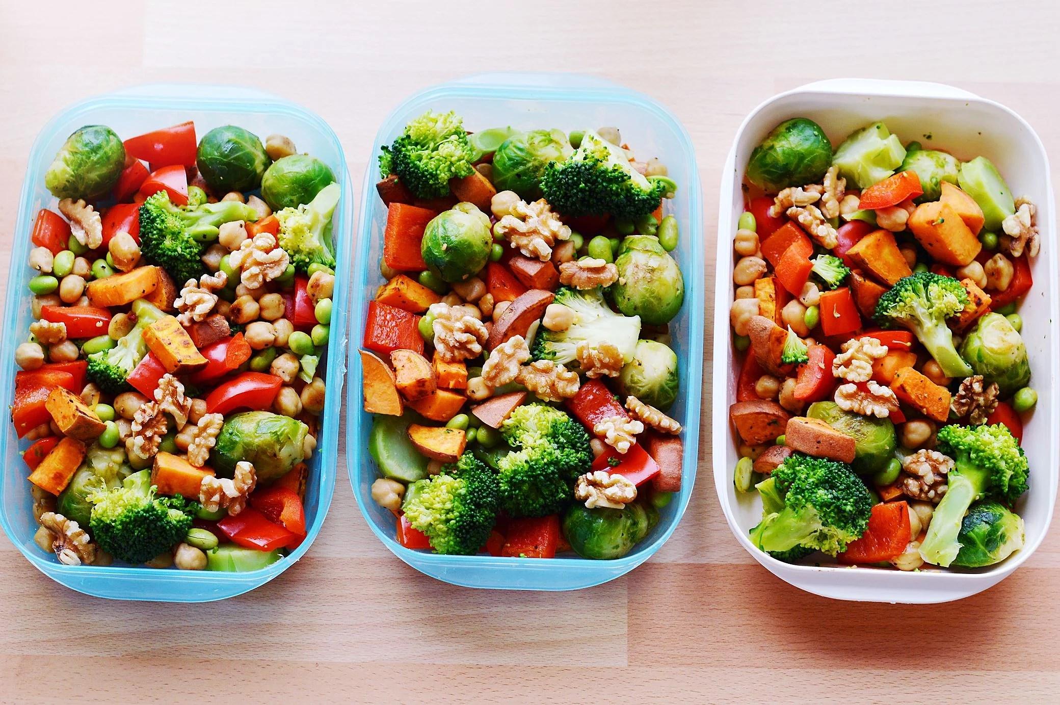 Vegetariskt till veckans matlådor