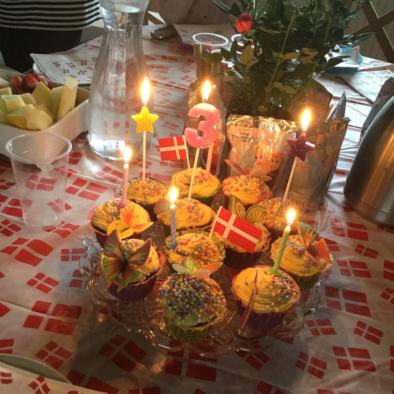 Alle fødselsdags vinderne☺