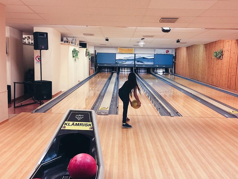 Ångest och bowling