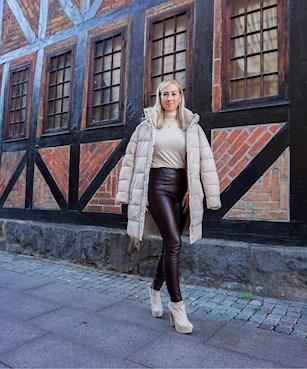 kvinde, outfit, danskblogger