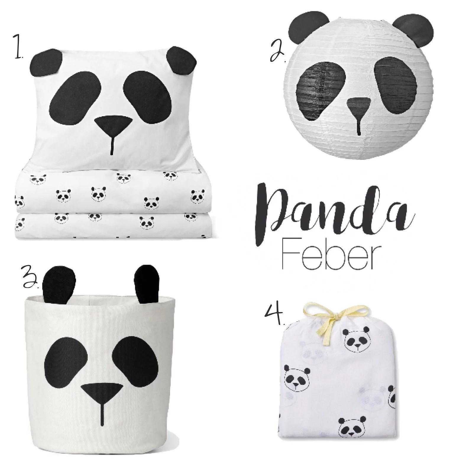 Pandafeber