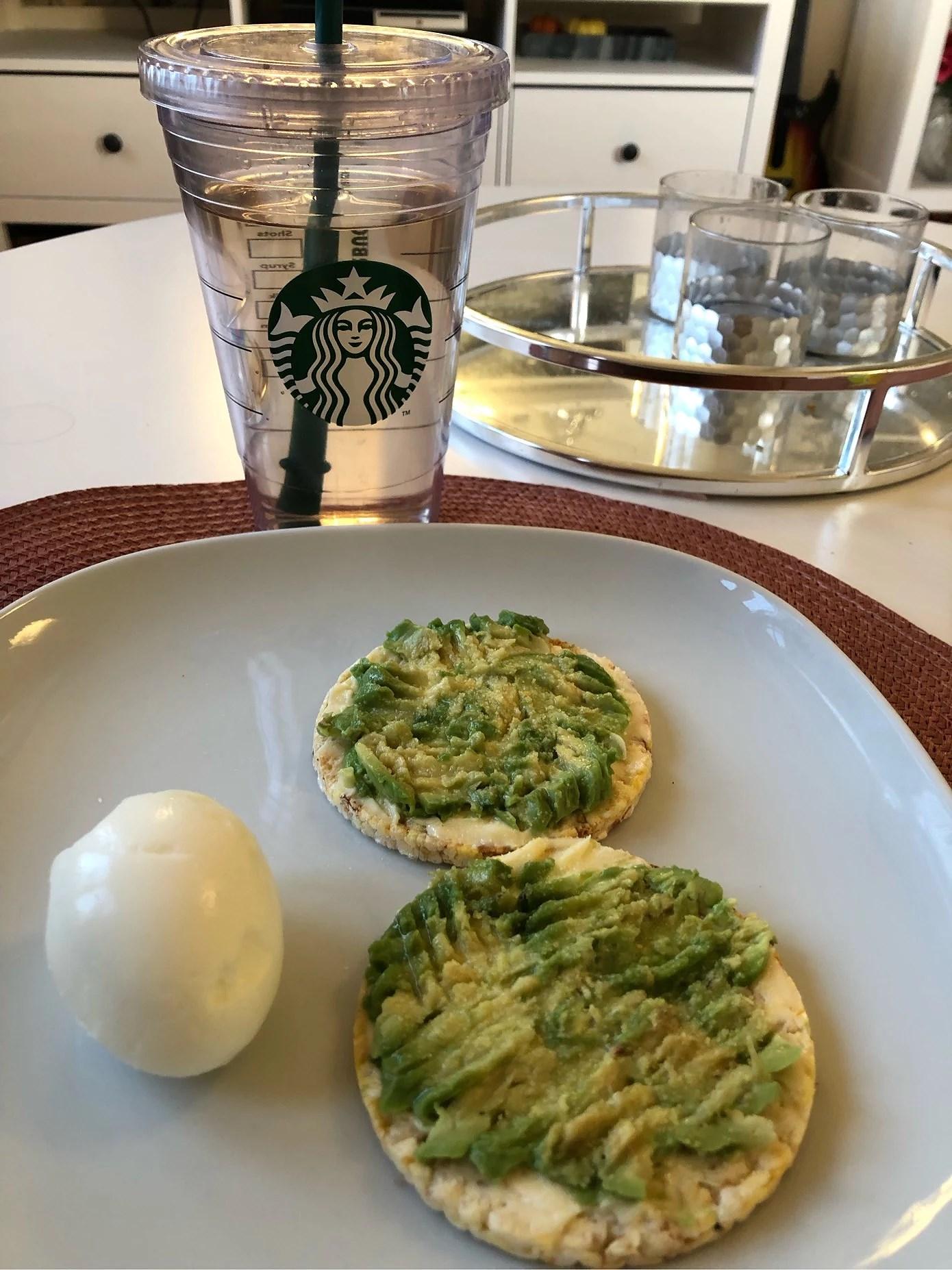 Breakfast of a champion