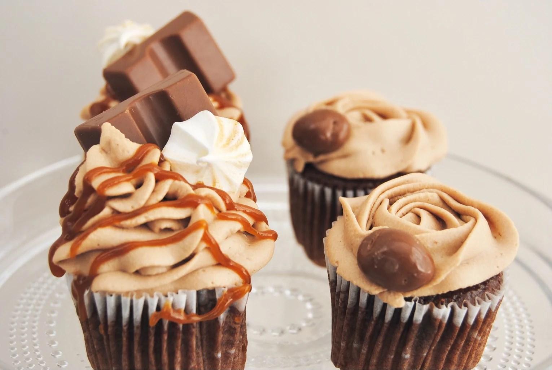Chocolate caramel dream
