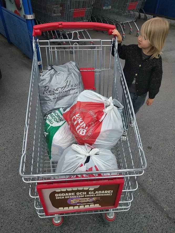 hm återvinning butiker
