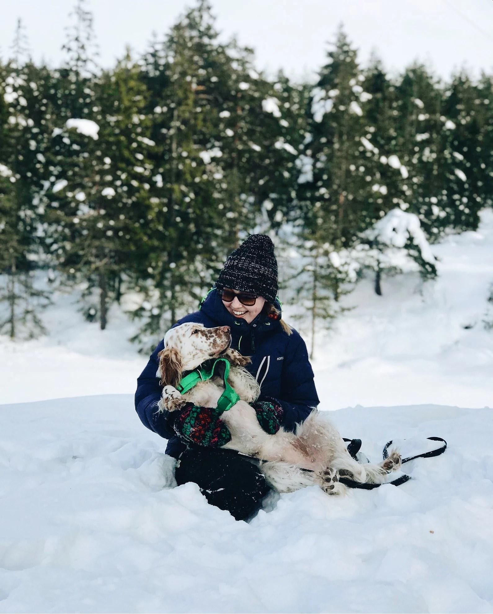 Vinter och snö