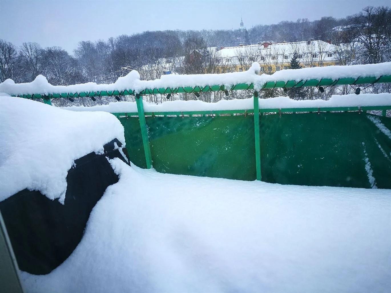 massa massa snö