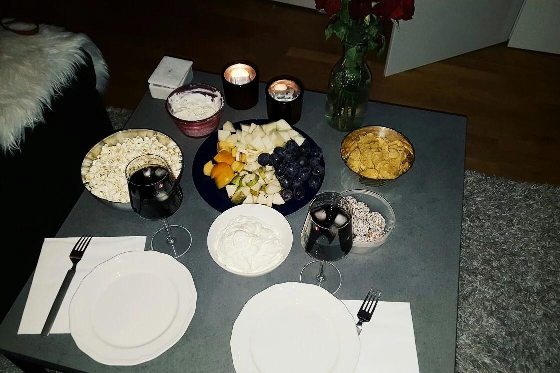 dinner on point