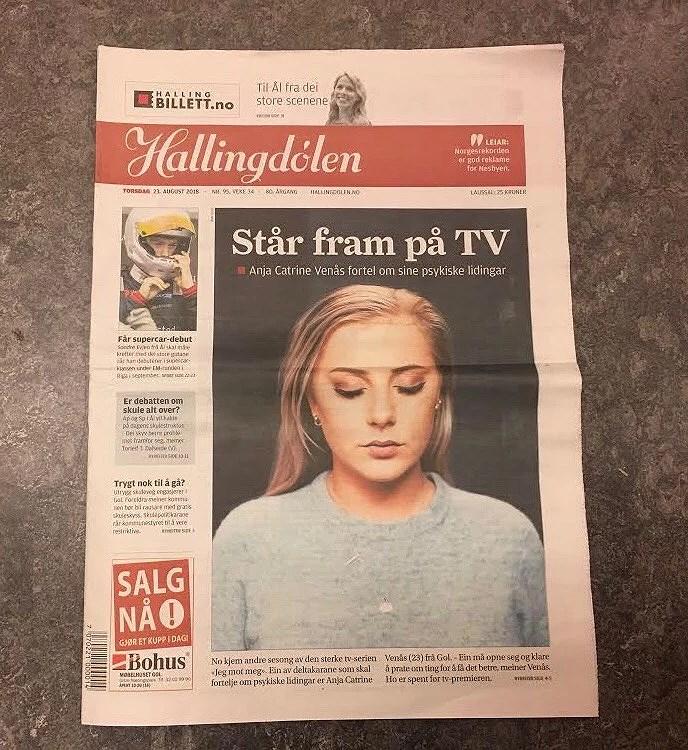 PÅ TV UTEN FILTER