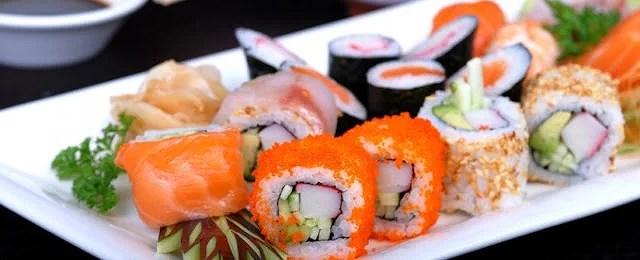 7 restaurantes de sushi que no te puedes perder