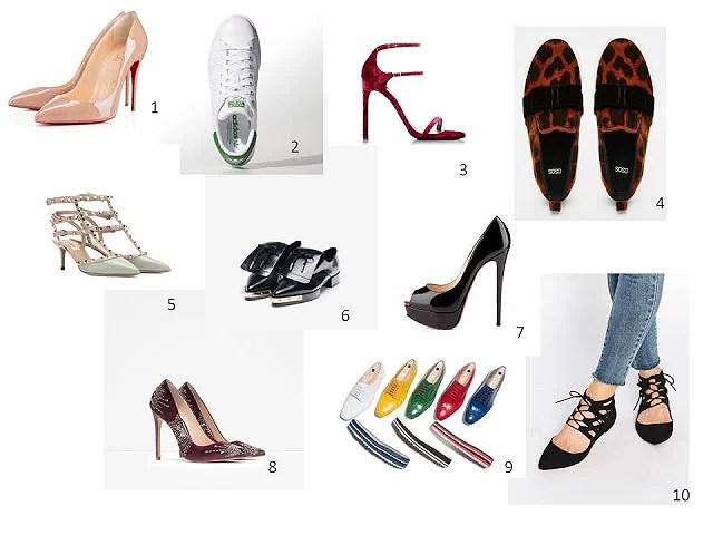 Los 10 zapatos que necesitas para este invierno