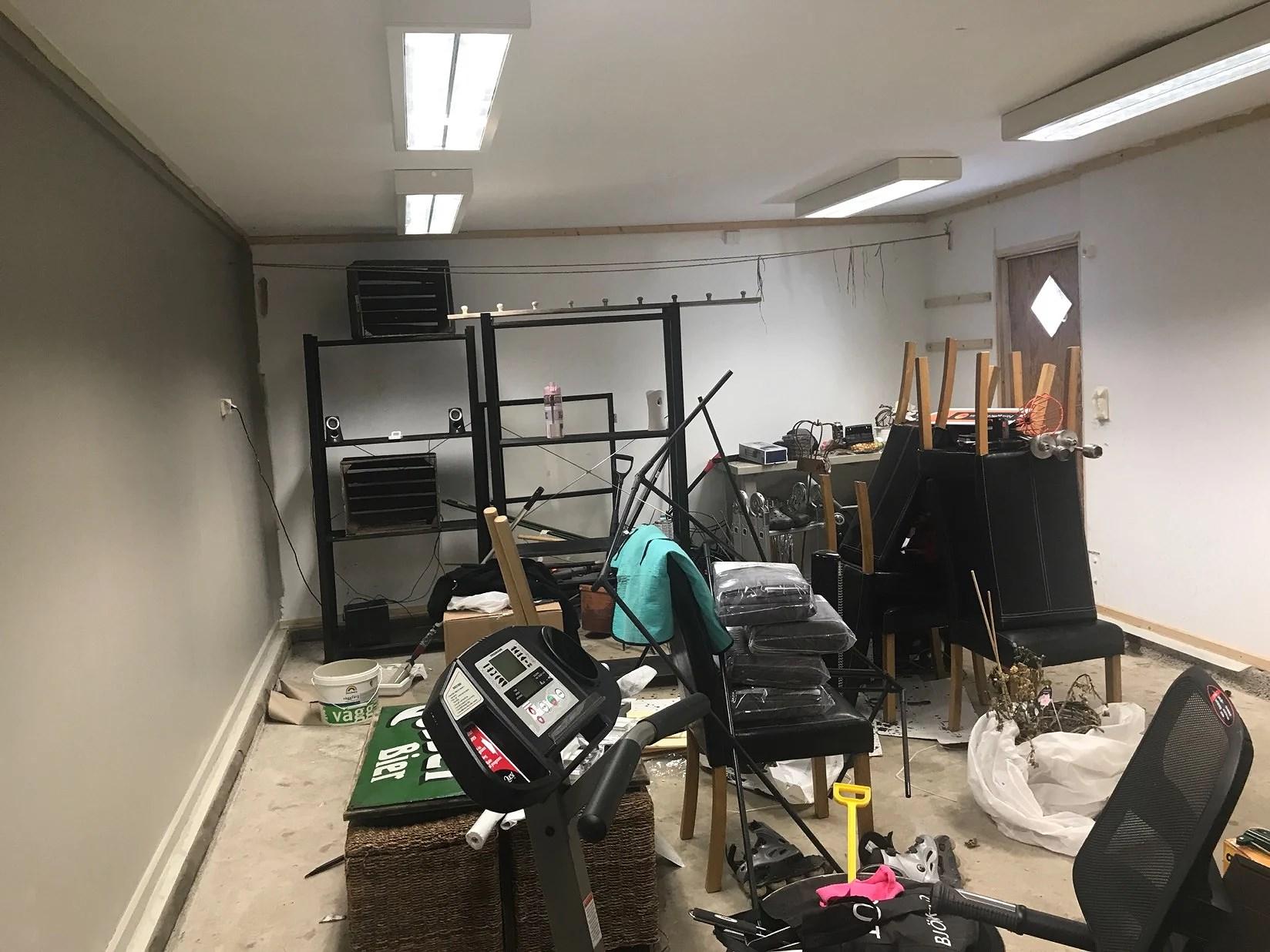 Gameroom/Mancave