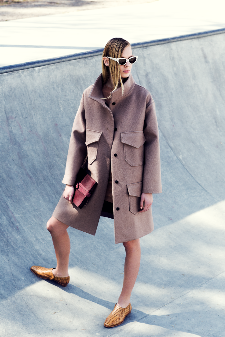 THE PERFECT COAT