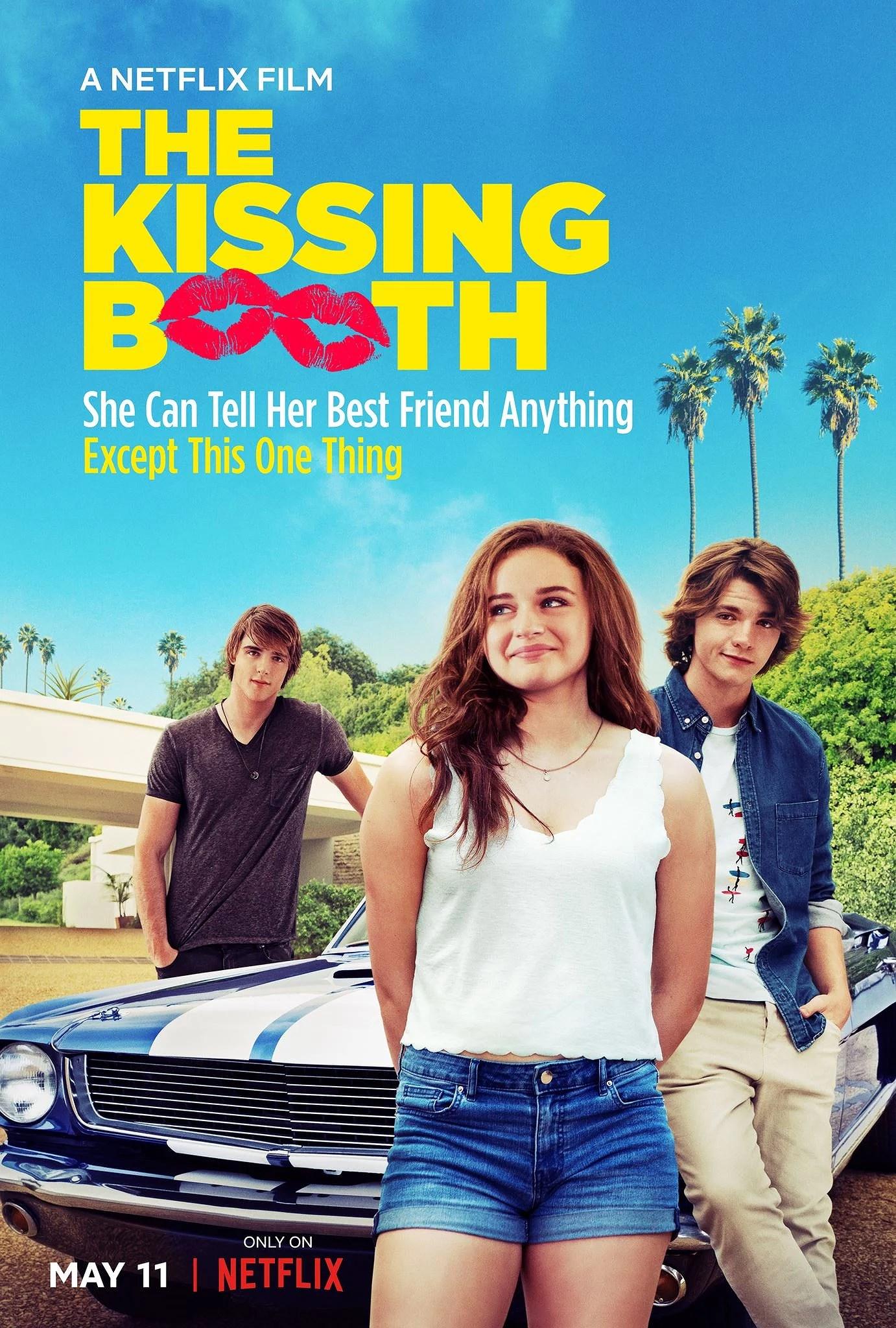 Filmtips till helgen - Teenage romcom's!