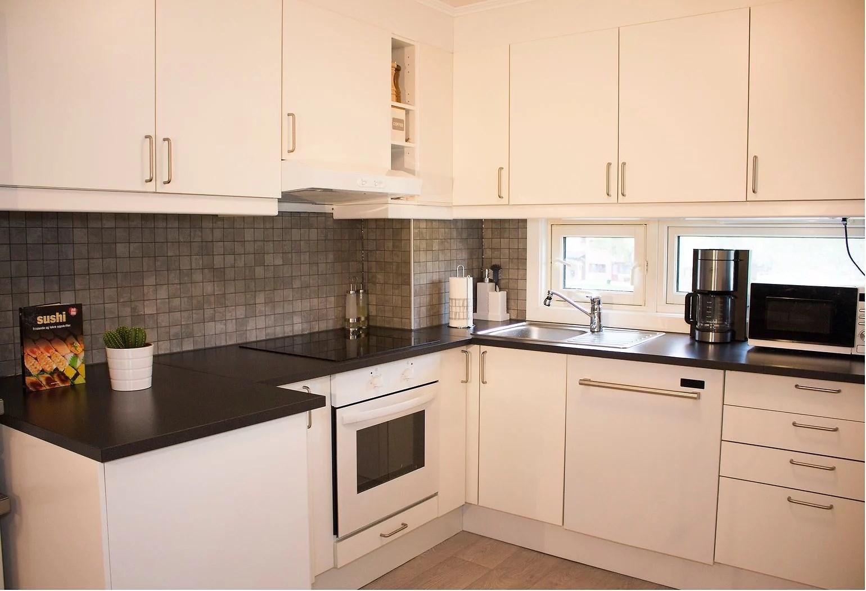 Kjøkkenet mitt - før/etter
