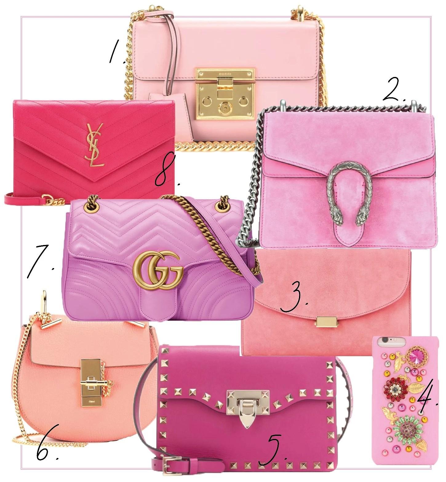 Wish list // Pink tasker, der er en investering værd i 2017
