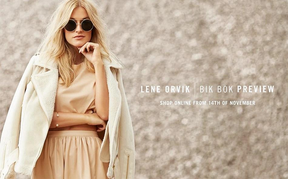 Lene Orvik for BikBok