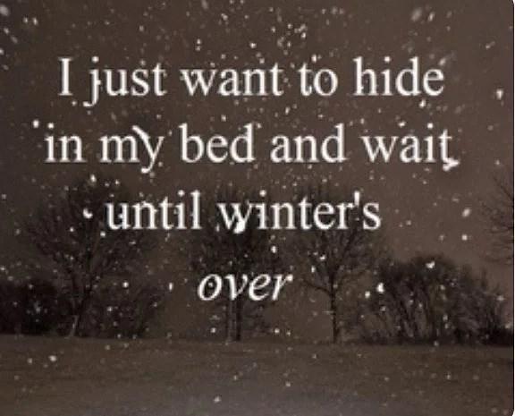 Kallt kallt kallt